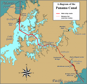 Panama Canal, another great excavation!